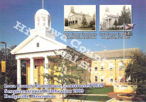 ·Post Card Courthouse (Watermark)