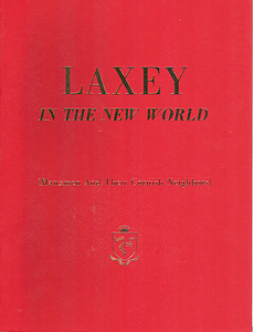 Laxey In The New World