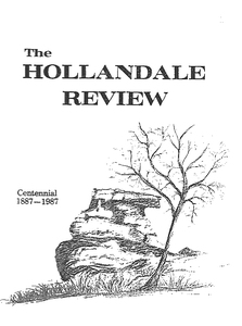 The Hollandale Review