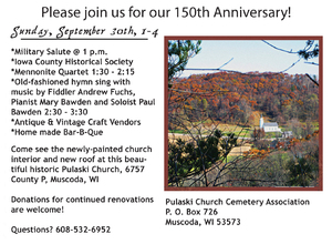 View the album Sept 30, 2012 - Pulaski's Celebrates 150th