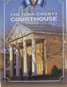 The Iowa County Courthouse